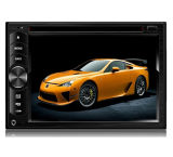 Universal 2 DIN 6.2 Inch Car DVD Player MP4 Player
