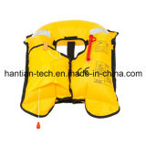 CE Inflatable Safety Vest for Personal Protive Life Saving