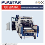 Double Layer Stretch Packaging Film Making Machine