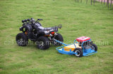 New Developed 16HP with Electric Start ATV Finishing Mower