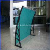 Strong Wind Resistant Plastic Canopy Shelter Waterproof Shade