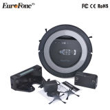 Ultra-Thin Rechargeable Remote Control Robotic Auto Vacuum Cleaner