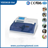 Ce ISO FDA Approved Veterinary Diagnosis Medical Equipment Microplate Washer