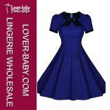 Women′s Formal Fashion Dress (L36058-3)