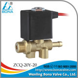 Bona Brass Solenoid Valve for Welding Machine (ZCQ-20Y-20)