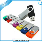 2GB/4GB/8GB/16GB Wholesale Swivel USB Flash Drive