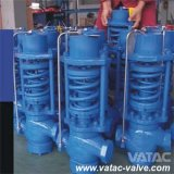 Globe Type Pneumatic Pressure Control Valve