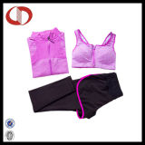 High Quality Blank Womens Gym Suits Running and Fitness Sets