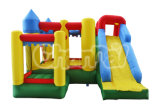 Super Castle Bouncer Inflatable Residential Bouncy Slide Qb102