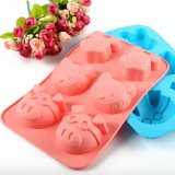 Food Grade Animal Shape Silicone Kitchen Accessories Cake Tools