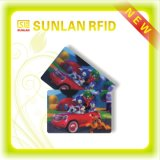 3 D Smart Card with Wholesale Price