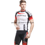 Short Sleeve Printing Cycling Suit Fitness Clothing Bicycle Wear