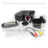 LCD Mini Projector for Tablet PC Smartphone