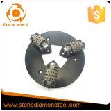 Diamond Grinding Tools Bush Hammer Plate