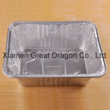Foil Trays BBQ Aluminum Roasting Disposable Takeaway Container (AC15012)