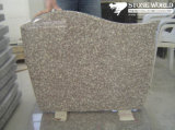 Customize Marble & Granite Headstone/Tombstone/Monument for European Style