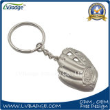 Promotion Zinc Alloy Metal Keyring for Gifts