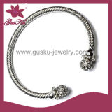 Fashion Simple Stainless Steel Bracelet (2015 Stbl-081)