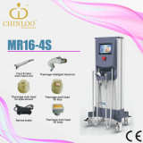 MR16-4s Fractional RF Microneedle Machine for Skin Rejuvenation