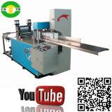 Automatic 2 Color Printing Serviette Paper Machine, Embossing Paper Serviette Machine