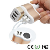 3.1A Dual USB Car Charger for iPhone Factory Price Charger