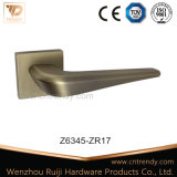 2016 Design Antique Brass Zinc Alloy Door Lever Handle Z6345-Zr17)