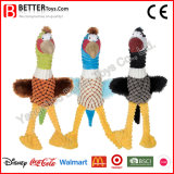 Soft Chicken Plush Squeak Pet Accessories Stuffed Dog Toys