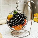 Morden Style Ball Shape Handing Fruit Basket