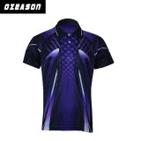 New Design High Quality Sublimation Cricket Jersey (CR004)