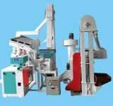 Rice Mill Machine with Output: 1000 (kg/h)