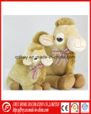 Hot Sale Plush Camel Mummy and Baby Toy