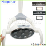 9 LEDs Dental Lamp with Sensor Oral Light Lamp for Dental Unit Chair