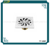 Hot Selling Square Stainless Steel Bathroom Kitchen Balcony Floor Drain