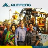 Qunfeng Qft8-500 Block Machine Can Make 500mm Height Block