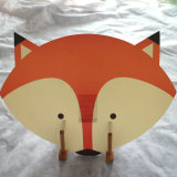 PP Place Mat for Children, in Animal Cartoon Shape