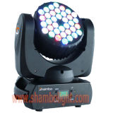 CE RoHS 3W 36 RGBW Beam /3W 36 LED Moving Head / for Clubs Parties