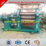 3 Rolls Rubber Calender Machine/Calendering Line Machine/Rubber Belt Production Equipment
