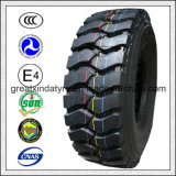 Front & Rear Position Tyre with Special Pattern