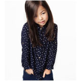 Fashion Cotton Loepard Children Shirts