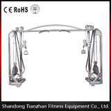 Crossover Cable Fitness Gym Equipment for Commerial Gym Use/ Tz-6018