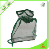 Clear Plastic PVC Pull String Promotion Gift Bag