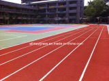 Rubber Running Track Material and Iaaf Athletic Track for Sport Stadium Flooring