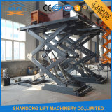The Hot Hydraulic Scissor Platform