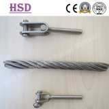 Swge Jaw, Swage Eye, Swage Stud, Rigging Screw, AISI316, Stainless Steel, Wire Rope Fastener,
