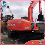 Used Hitachi Crawler Hydraulic Excavator (EX200) -Made in Japan