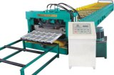 SGS Ce Step Tile Metal Roofing Roll Forming Machine