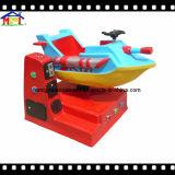 Fiberglass Amusement Equipment Kiddie Ride of Gunboat