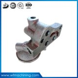 OEM Injection Moulding Sand Cast Metal Iron Casting Parts Supplier