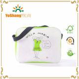 Fashion OPP Shiny Laminated Non Woven Shoulder Bag