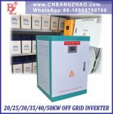 High Quality 40kw Power Inverter with AC Bypass Function